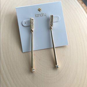 Kate Landry Tower Earrings